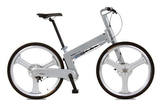 IFmode - foldable bicycle