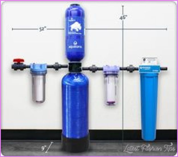 cool Home Water Filtration System An Introduction