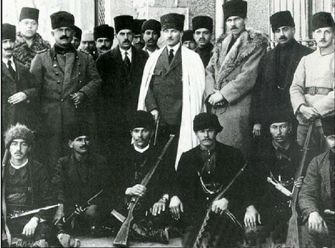 ekrembugraekinci.com- Çerkes Edhem, Yozgat İsyanı'nı bastırdıktan sonra