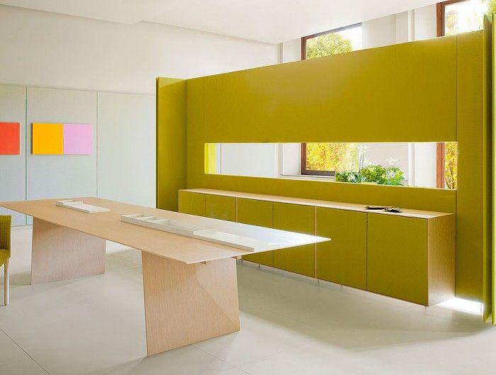 Francesco Rota ha diseñado para la firma de mobiliario Lema el sofá modular Cloud, que destaca por sus líneas cálidas y sus múltiples opciones de combinación