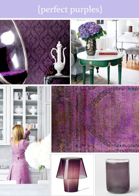Soothing Purples And Lovely Lavender Home Decor Ideas Perfect For Spring