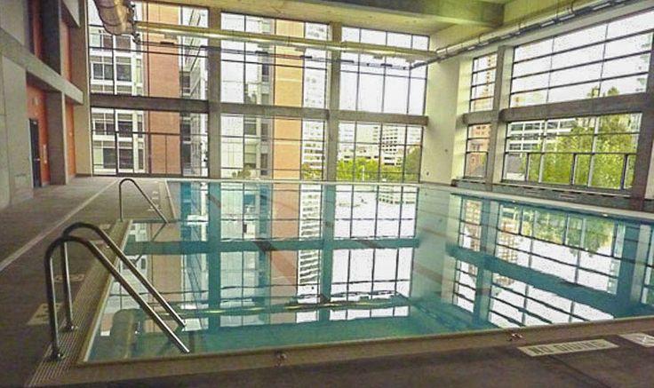 Portland State University - Portland, OR - Myrtha Pools