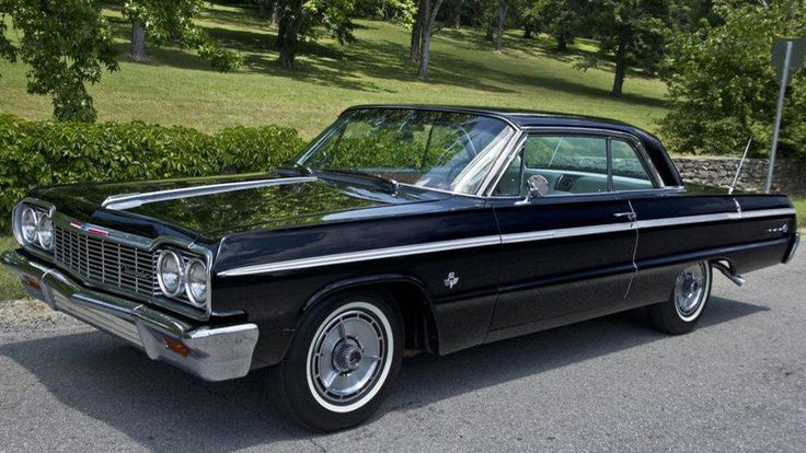 1964 Chevrolet Impala SS - 1