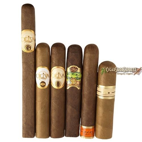 New Online Cigar Deal: Oliva Serie 12-Cigar Sampler – $39.35 added to our Online Cigar Shop https://cigarshopexpress.com/online-cigar-shop/uncategorized/oliva-serie-12-cigar-sampler/ Cigar samplers make great holiday presents that will increase your fame and enjoyment. They are also a great way to introduce your friends to a wide variety of premium handmade ...