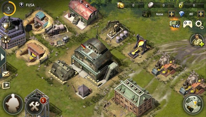 World War 1945 is a Free Android New Simulation Mobile