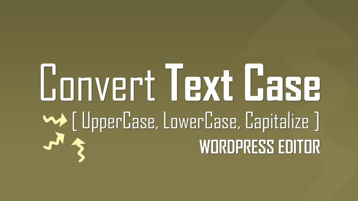"Video preview of adding ""text case conversion"" buttons in #wordpress editor"