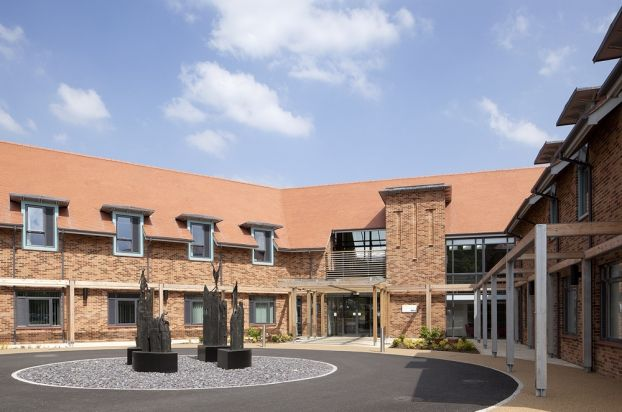 Marie Curie Hospice | Solihull | United Kingdom | Healthcare 2014 | WAN Awards