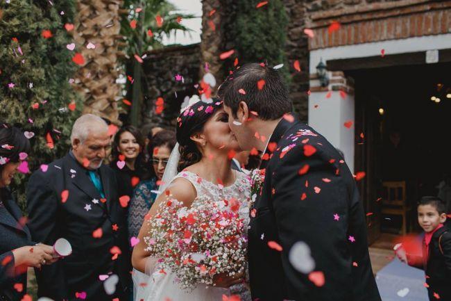Las 50 fotos de recién casados más lindas que NO puedes perder de vista Image: 30
