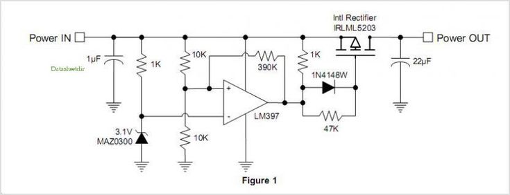 over voltage protection on ac adapter input application