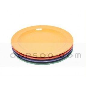 Popular High Quality Multicolor Plastic Food Plates - HP1501042833  sc 1 st  Pinterest & 9 best Custom Plates u0026 Bowls images on Pinterest | Bowls Custom ...