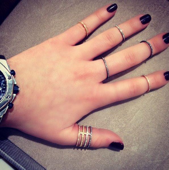 comprar anel online (via Significado de usar anel no Polegar) #semijoias #semijoia #anel #aneis #colar #colares #brinco #brincos #pulseira #pulseiras #bracelete #braceletes #moda #tendencia  https://www.waufen.com.br/
