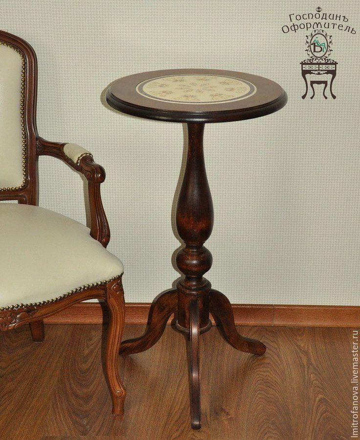 Купить Столик для декора и росписи - столик, стол, стол под роспись, заготовка столика, роспись