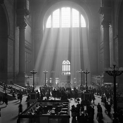 Old Penn Station, NYC