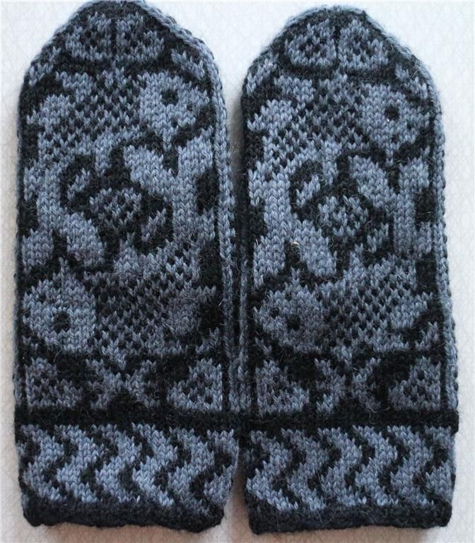 Knitting Pattern For Fish Mittens : 17 Best images about Knitting on Pinterest Cable ...