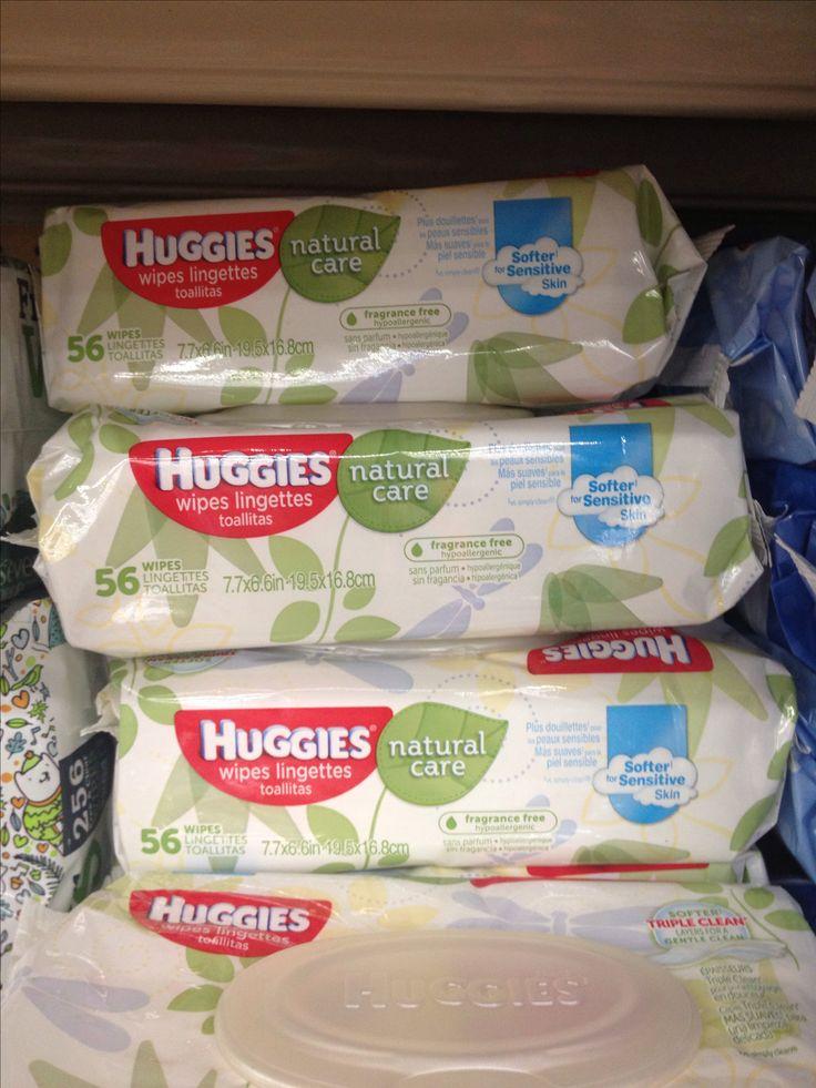 Huggies Natural Care Wipes Ingredients