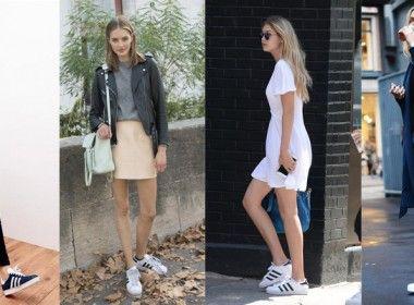 25 Ideas Cool Para Usar Zapatillas Adidas | Moda estilo