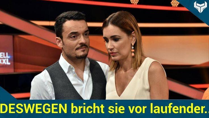 """Die Moderatorin nimmt zusammen mit ihrem Mann bei der Show """"Paarduell XXL"""" teil   Source: http://ift.tt/2rEWzAP  Subscribe: http://ift.tt/2sa9Oge Ina Zarrella: DESWEGEN bricht sie vor laufender Kamera in Tränen aus"""