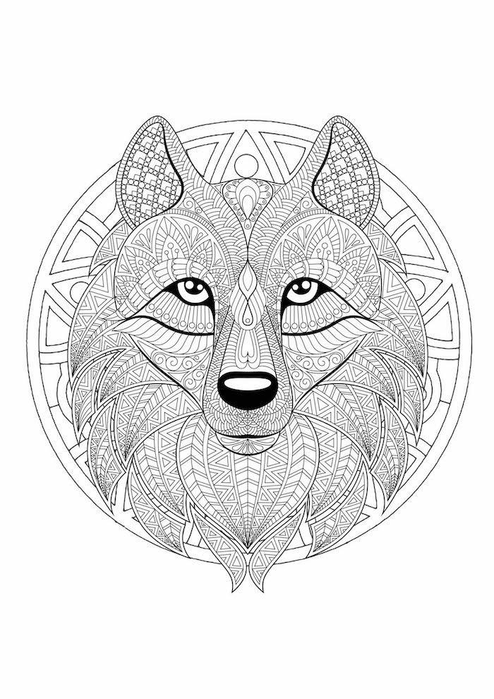 1001 Coole Mandalas Zum Ausdrucken Und Ausmalen Mandalas Zum Ausmalen Mandala Tiere Mandalas Zum Ausdrucken