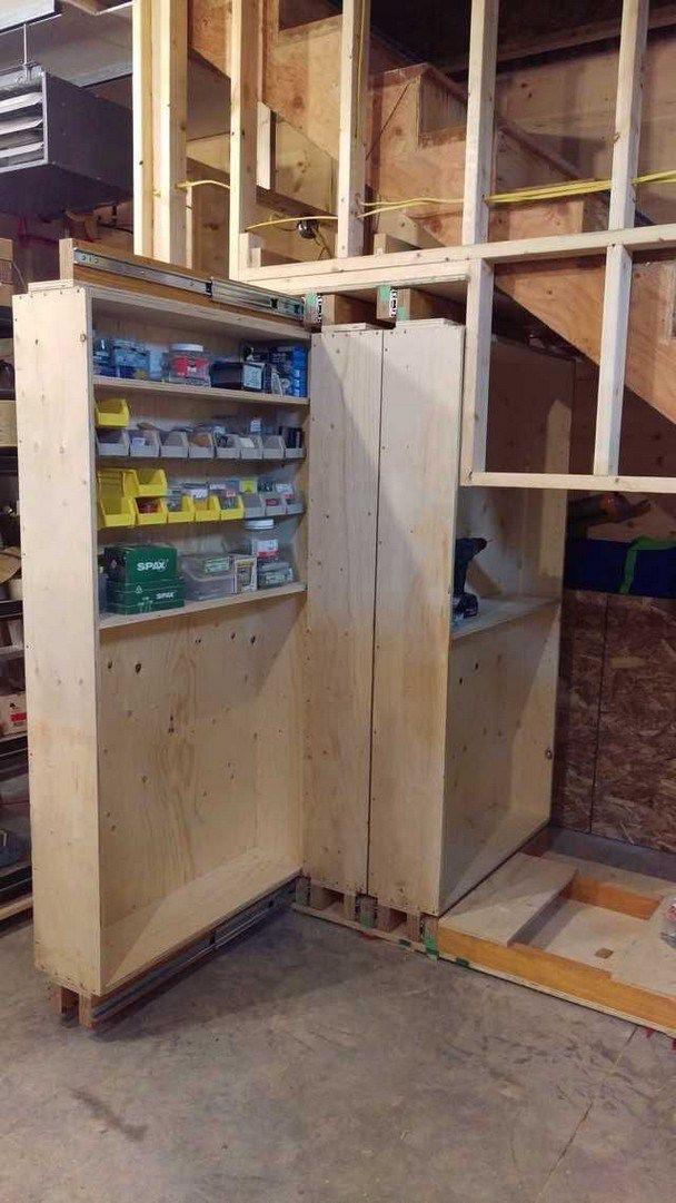 148 amazing diy and hack garage storage organization page on inspiring diy garage storage design ideas on a budget to maximize your garage id=76683