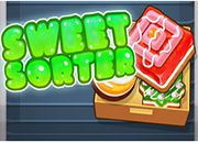 Sweet Sorter empaca pasteles | juegos de cocina - jugar online