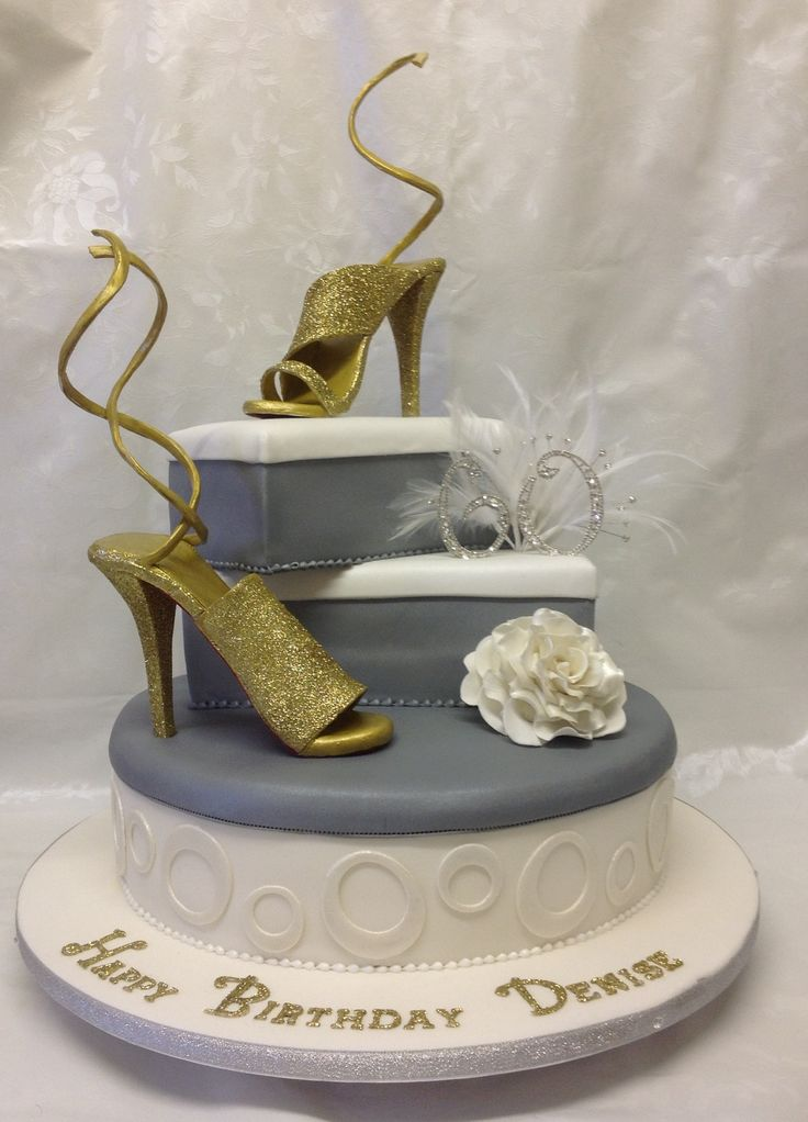 how to make a shoe box cake step by step