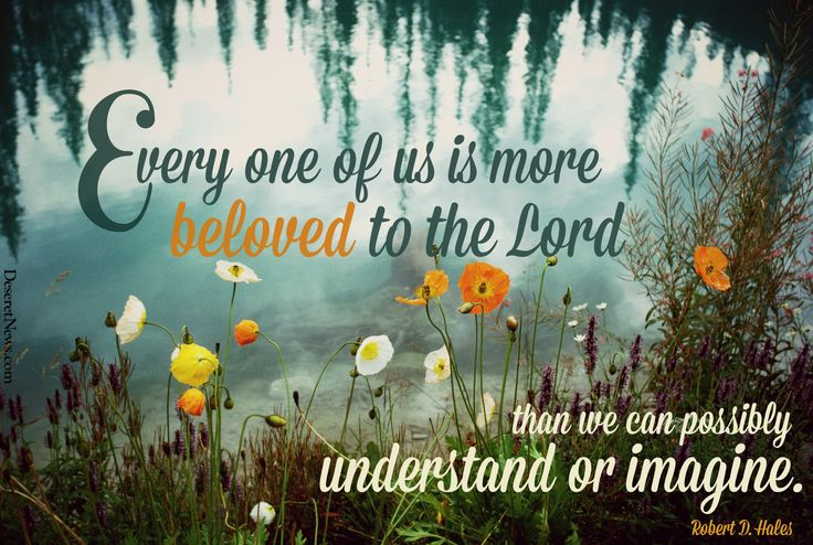 100 inspirational quotes from #Mormon leaders | Waiting upon the Lord: Thy Will…