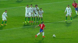 Blog Esportivo do Suíço: Chile atropela a Bolívia e garante 1º lugar do grupo A da Copa América