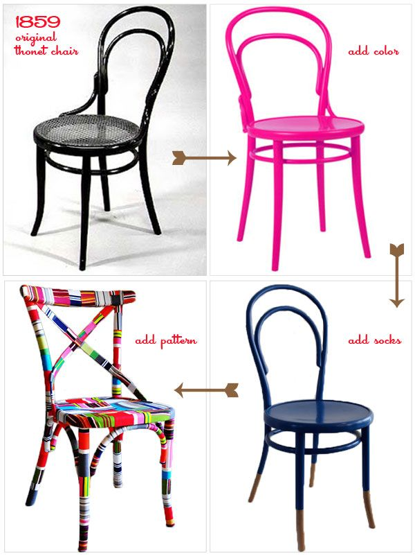 Chair Thonet Brothers New York
