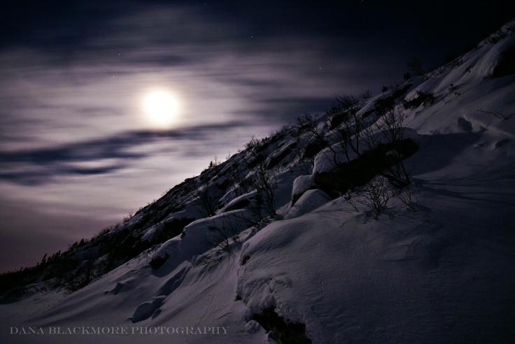 Frozen - photo by Dana Blackmore