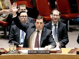 BM'de Suriye konusunda Çin ve Rusya'dan veto