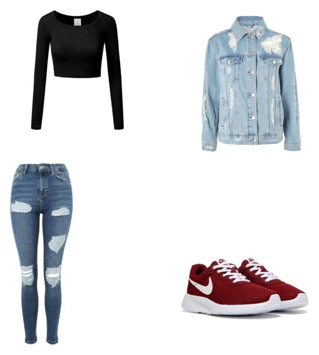 Bez tytułu #88 by wiki208 on Polyvore featuring moda and Topshop