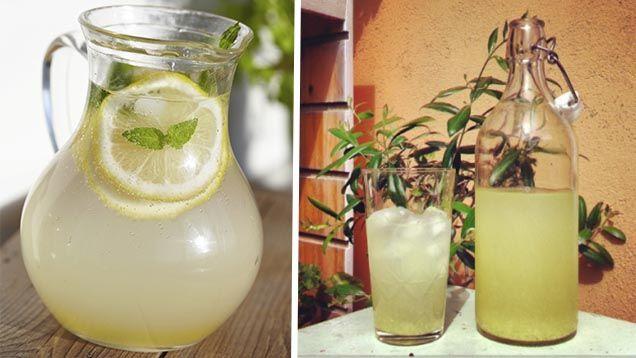 Ingefära – goda recept på drycker