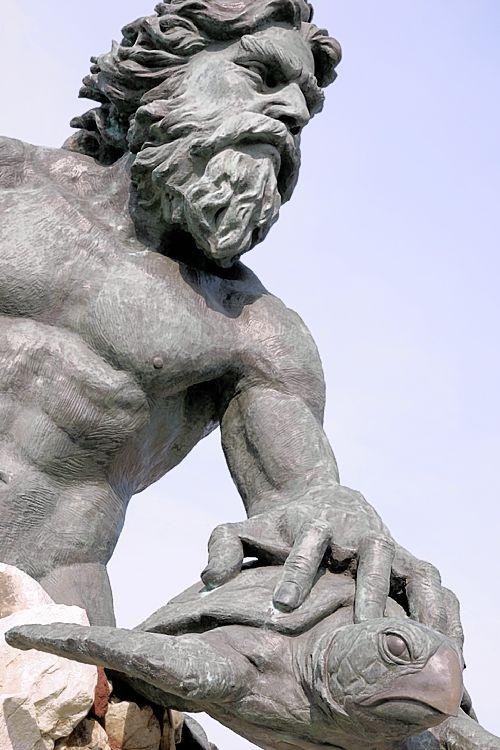12 best King Neptune images on Pinterest   Poseidon tattoo ...