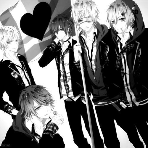 anime group                                                                                                                                                                                 Plus