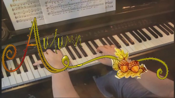Autumn Leaves – Piano