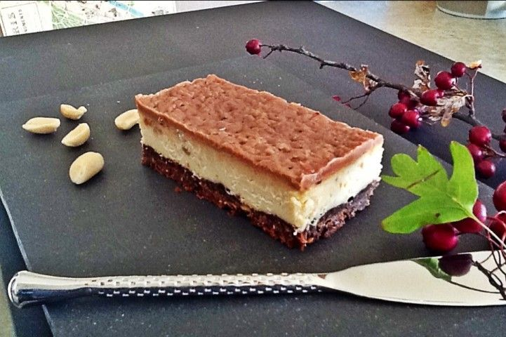 Chocolate Peanut Butter Cheesecake - a great project for a very cool Autumn day! Hello from Tasmania :)  Submitted by Ang12
