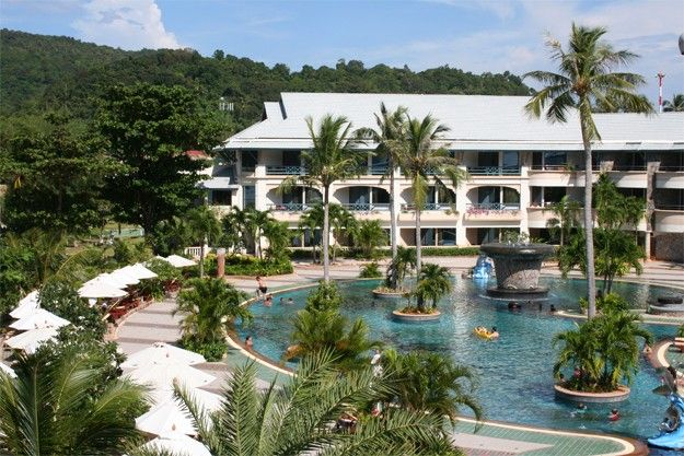 Phi Phi Island Cabana Hotel http://www.visit-phiphi.com/phiphi-cabana.html