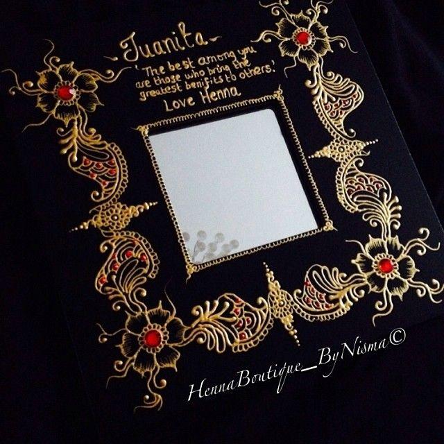 #gifts#eid#gold#surprise#hamper#wedding#mehdni#asian#bridal#personalised#red#gems#henna#art#hennaart#hennaboutqiue_bynisma