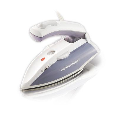 Features: -Iron. -Heavy-duty stainless steel soleplate. -Power steam performance. -Position-sensitive auto shutoff shuts off in seconds if iron falls on face or side, or in 15 minutes if left unat