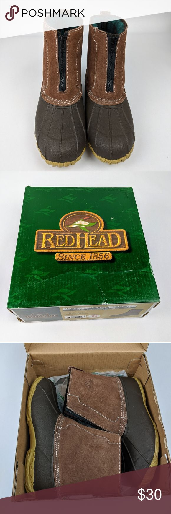 ladies Redhead insulated for guide boots