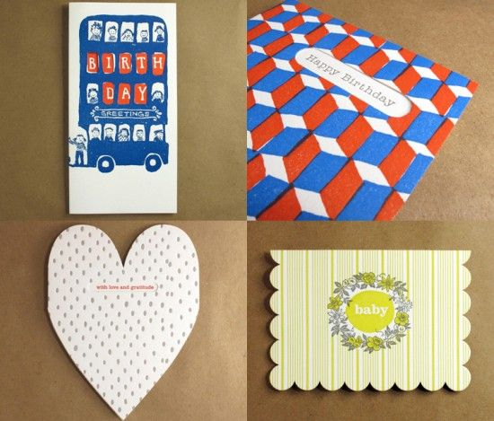 Some examples of die cutting.