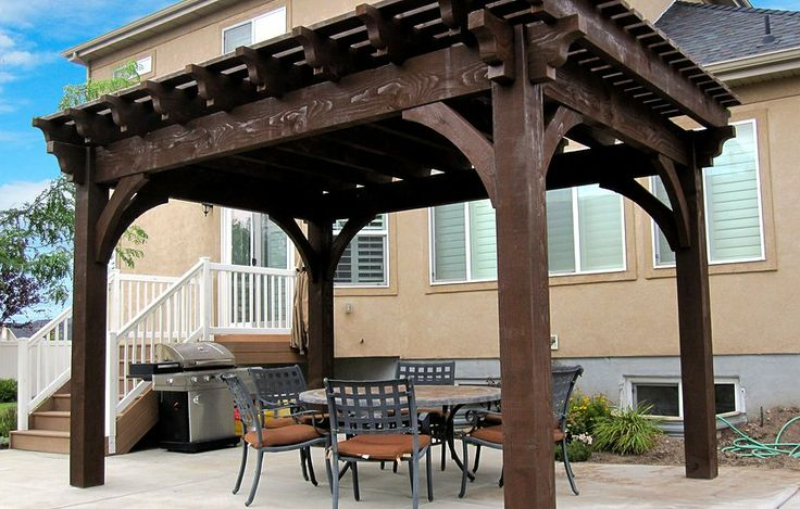 Check out our newest article on the superior-quality wood stain we use on our beautiful wood pergola kits!  http://sunsetpergolakits.com  http://www.sunsetpergolakits.com/#!Premium-Exterior-Wood-Staining-on-our-Wood-Pergola-Kits/cv1z/04EEACC6-DD6F-40E1-9D0C-F687CF9C77CA