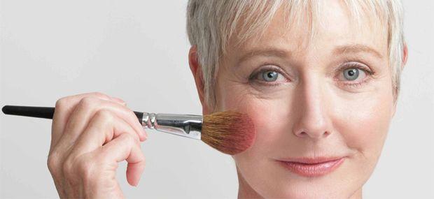 Make up voor een rijpere huid