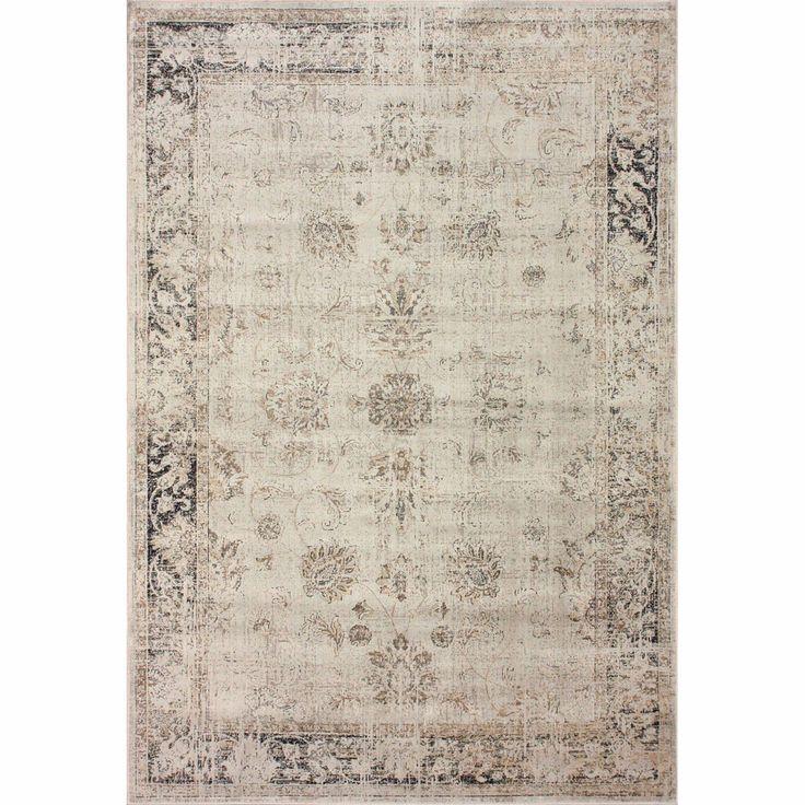 NuLOOM Oriental Vintage Viscose Persian Area Rug