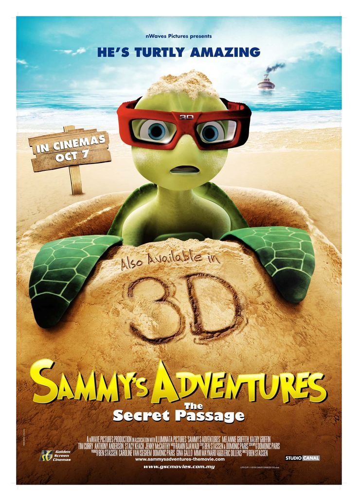 sammy's adventures - Căutare Google