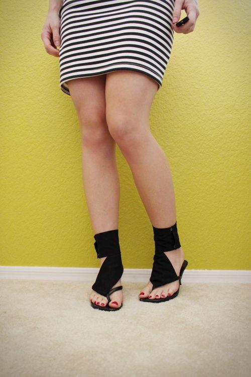 Sandalen aus FlipFlops