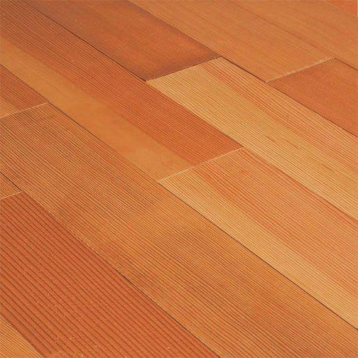Douglas Fir  3/4 x 3-1/8 x 1-7' C Btr Vertical Grain Quarter Sawn- Unfinished Flooring