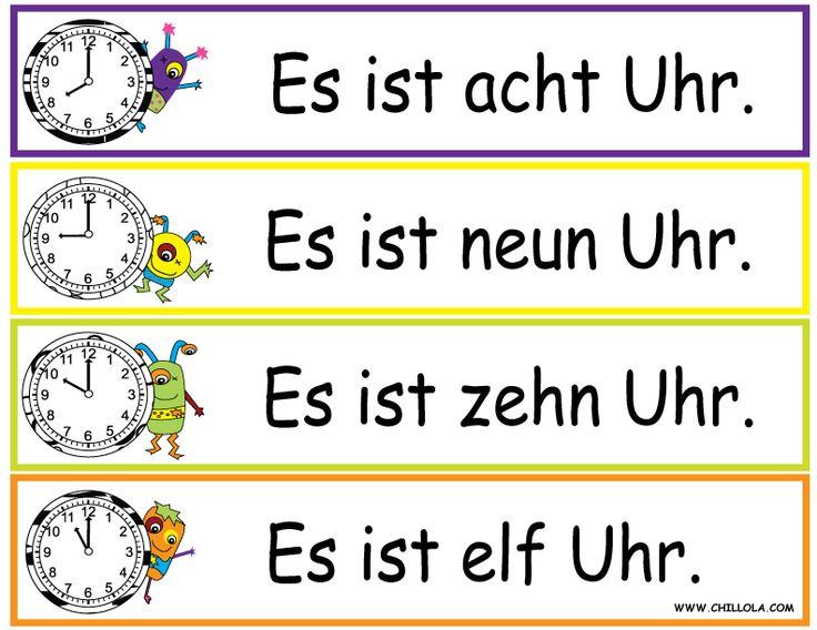 school worksheet german | German Worksheets for Children ...