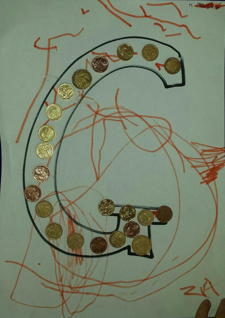 Zia's coin craft g is vir geld