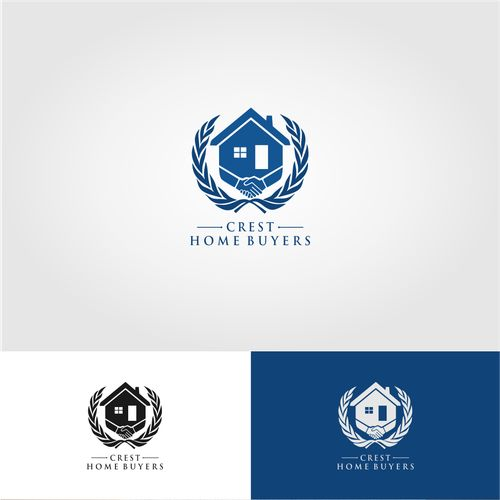 CREST HomeBuyers - Real estate investment company looking for awesome logo CREST Home Buyers is a Real Estate investment company. We purchase distressed homes to flip or rent. Our target marke...